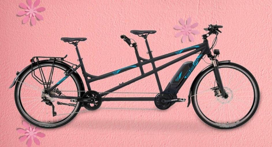Tandem-E-Bike Gewinnspiel
