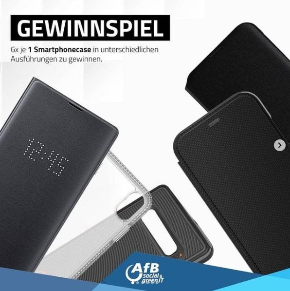 smartphonecase gewinnspiel