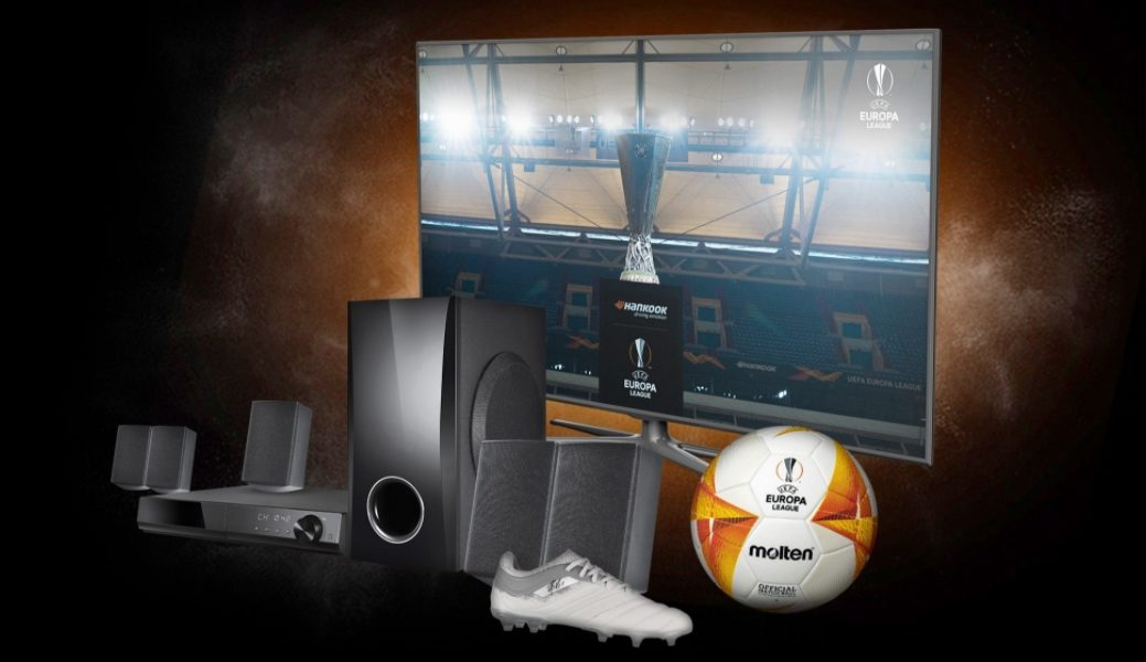 Home Entertainment System Gewinnspiel