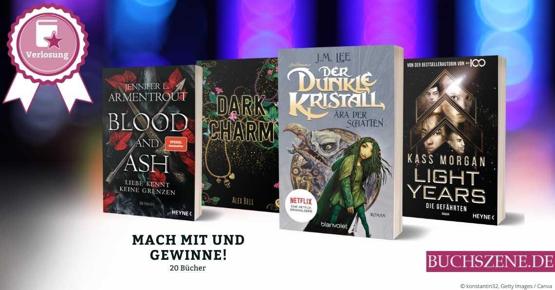 Bücher Gewinnspiel