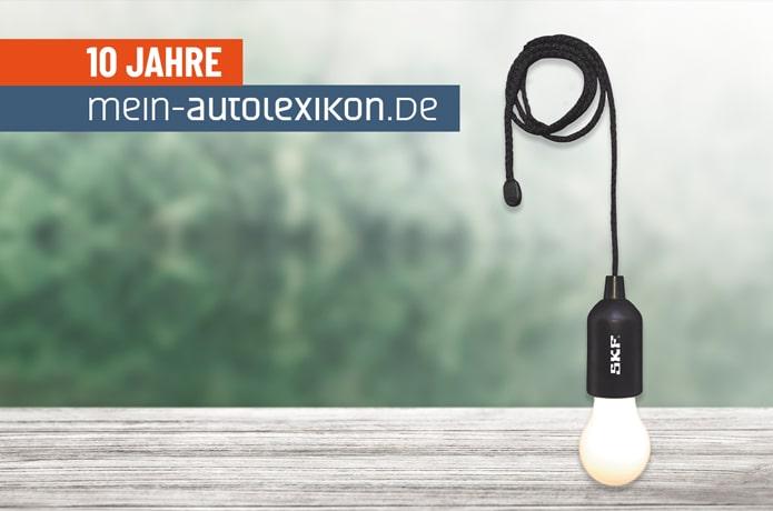 Deko-Lampen von SKF Gewinnspiel