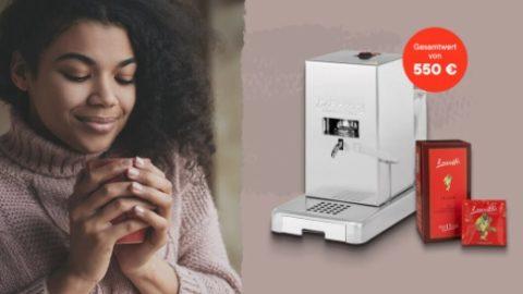 La Piccola Espressomaschine Gewinnspiel